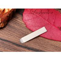 Buy cheap 3D Microblading Stainless Steel Blades 0.20mm 18U Silver Hard Shape Blade Needle product
