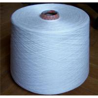 China Polyester and cotton blended yarn T/C 80/20 45/1 on sale