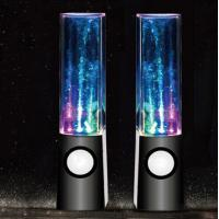 China Hot colorful LED light music dancing water speaker with beautiful fountain on sale