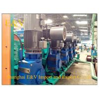 Buy cheap 2 Roller Copper Rod Fat Bar Rolling Machines / Brass Fat Wire Roll Mill from wholesalers
