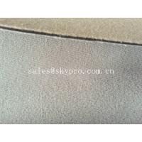 "Buy cheap 60"" wide maximum neoprene fabric roll sheet with colored terry towel lamination product"