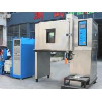 Buy cheap Program / Fix Point Running Combined Climatic Test Chamber 20~98% RH product