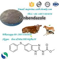 Buy cheap Fenbendazole Veterinary for Antiparasitic for Animals Raw Powder CAS: 43210-67-9 product