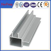 Buy cheap customized aluminium tube(pipe) shape anodizing with competitive oxide price from wholesalers