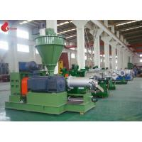 Buy cheap PRE180 PVC sheet Plastic Extruder Machine With Stainless Steel Hopper For Soft Film product