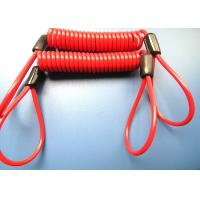 Buy cheap Red Universal Engine Stop kill Tether Switch Safety Tool Lanyards Kit for Racing Emergency product