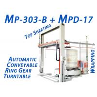 Buy cheap MPD-210 Automatic Pallet Dispenser Packaging Line For Machinery And Hardware product