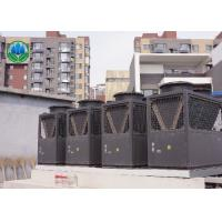 China Office Heat Pump Heating And Cooling System 3500 M2 Heating Area Long Life Time on sale