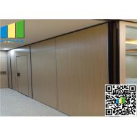 Operable movable partition walls sound proof sliding for Sliding folding partitions movable walls