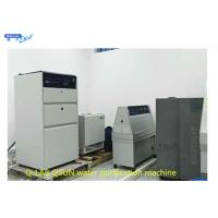 Buy cheap Portable RO Deionized Water Machine 0.15-0.4 MPa for Q-LAB QSUN Test Chamber from wholesalers