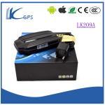 Buy cheap Hot selling gps vehicle/car/truck tracker vehicle gps tracker -LK209A product
