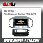 Buy cheap Factory car head unit for Chevrolet Captiva 2012 2013 factory navigation in-dash sat nav gps bluetooth usb sd slot product