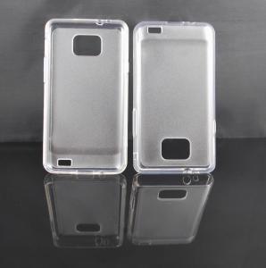 Buy cheap Смартфона цвета ТПУ + ПК случай двойного защитный для Самсунг И9100/ГАЛАКТИКИ С2 product