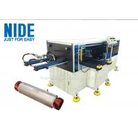 Buy cheap Electric Motor Stator Coil Forming Machine , Copper Wire Middle Shaping Machine product