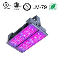 Buy cheap ETL UL Listed Waterproof Grow Lights , 100w Hydroponic Led Growing Lights For Cannabis Veg Bloom product
