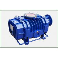 Buy cheap High Performance Roots Vacuum Pump Low Noise Three - Leaf Line Structure product