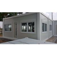 Quality Prefabricated Building Flat Pack Mobile Home for sale