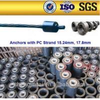 Buy cheap Anchorage wedges New and cheap anchorage for pre engineering steel structure building materials product
