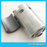 Buy cheap Permanent Ferrite Arc Magnet SrO / Bao / Fe2O3 Material For Motor Generator product