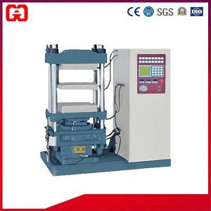 Buy cheap Flat Vulcanization Molding Tablet Press GAG-R904 Gaoge-tech product