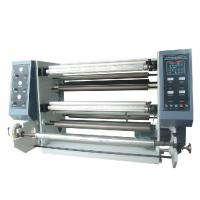Buy cheap Vertical Automatic Label Slitter Rewinder Machine Convenient Operation product