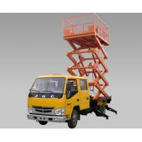 Buy cheap Truck mounted aerial work platform/elevated work platform/aerial working platform product