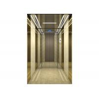Guangri Machine Room Elevator with G15 Control System and advanced technology
