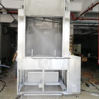 Buy cheap Stainless Steel 304 Commercial Dry Cleaning Machine / Spare Parts Dry Clean Washing Machine product