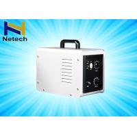 Buy cheap 3g 5g Hotel Ozone Machine Ionic Air Purifier Ozone for Smoking Odor Removal product