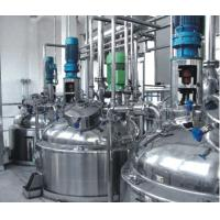 Buy cheap Ointment / Suspend Liquid Vacuum Emulsifying Machine With Three Phase Vacuum Pump product
