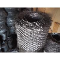 Buy cheap 250mm Width Brick Wall Mesh Coil , Corrosion Resist Brick Reinforcement Mesh product