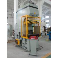 Buy cheap Rapid Stretching C-Frame Hydraulic Press For YLK 40tons  Machine Tool ,  Power Engine product