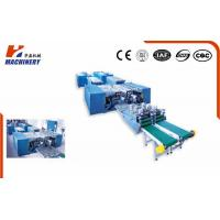 Buy cheap Floor Pur Laminating Machine To Stick Film Or Decorate Paper For Plywood Or MDF Board product