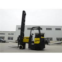 Buy cheap Narrow Aisle Articulated Electric Lift Truck 2 Ton  With 7m Lifting Height from wholesalers