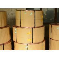 H. C. Bronze Washed Bright Steel Wire Rods for Spring , High Strength Steel Wire