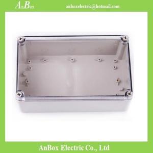 Buy cheap коробка ясной водоустойчивой коробки 250*150*100мм погодостойкая для внешних кабельных соединений product
