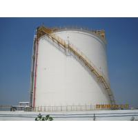 Buy cheap 5000m3 Single Containment LNG Storage Tank Self support Double Layers product