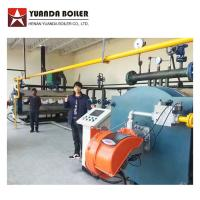China China Price Gas Oil Fired Industrial Thermal Oil Heater Boiler For Plastic Factory on sale