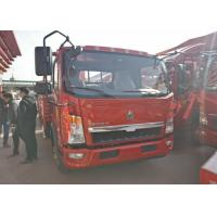 Buy cheap 4×2 HOWO Light Duty Trucks LHD 4200×1900mm×400mm Cargo Dimension from wholesalers