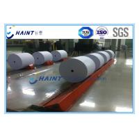 Mechanical Paper Roll Handling Systems Customized Model For Paper Reel