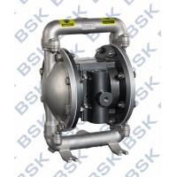 Buy cheap Air Driven Stainless Steel 2 Diaphragm Pump Printing Ink Pumps product