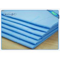 China Nonwoven Medical Disposable Bed Sheets / Bed Cover Anti-Bacteria on sale