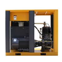 Buy cheap China Factory Manufacture 37kw Screw air compressor with direct drive type 50hp product