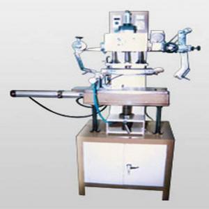 China Pneumatic scroll hot stamping machine on sale
