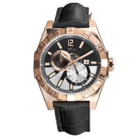 Buy cheap ET1261 Japan movt watch with leather strap product