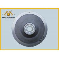 Buy cheap 325mm 4HE1 4HE1T ISUZU Flywheel 8971665160 Back Side Connect To Clutch Cover from wholesalers