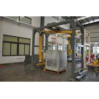 Buy cheap Turnable Industrial Wrapping Machine , Fast Pallet Stretch Wrapping Machine from wholesalers