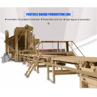 Wheat straw particle board production line machine