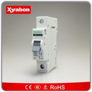 Buy cheap O melhor tipo SP 6kA do interruptor 6A 10A 16A 20A 32A 40A 50A 63A do modelo MCB do mc do hager do OEM do preço de C product