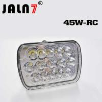 China Led Work Light JALN7 45W Car Driving Lights Fog Light Off Road Lamp Car Boat Truck SUV JEEP ATV Led Light on sale